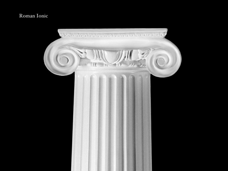 Architectural Column Base : Capitals bases