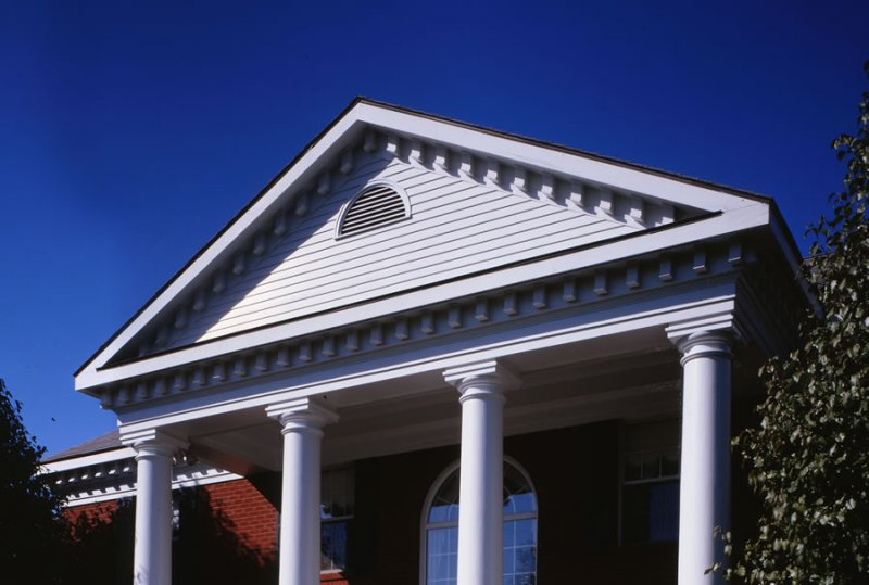 Architectural Cornices Mouldings : Exterior fiberglass cornice low cost polyurethane