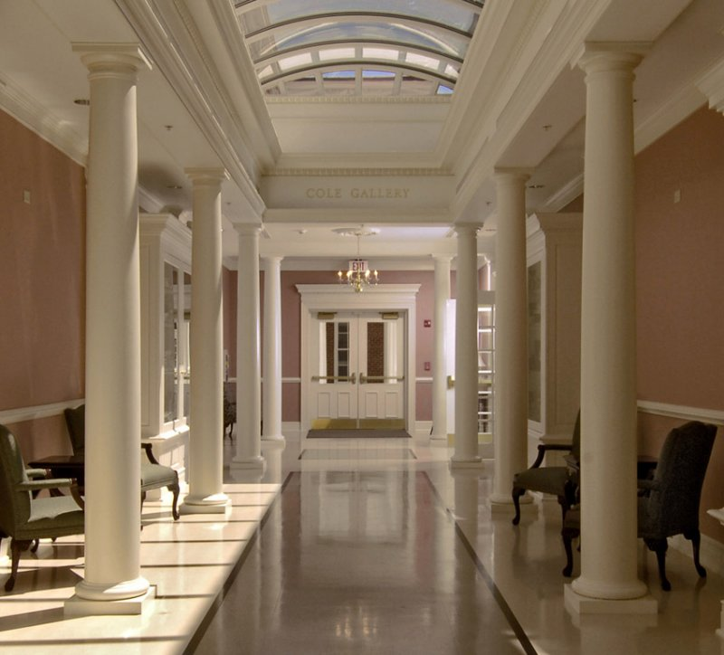 Interior columns image gallery melton classics inc for Columns interior