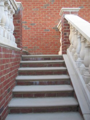 Meltonstone Cast Stone Stair Treads And Risers Image Gallery