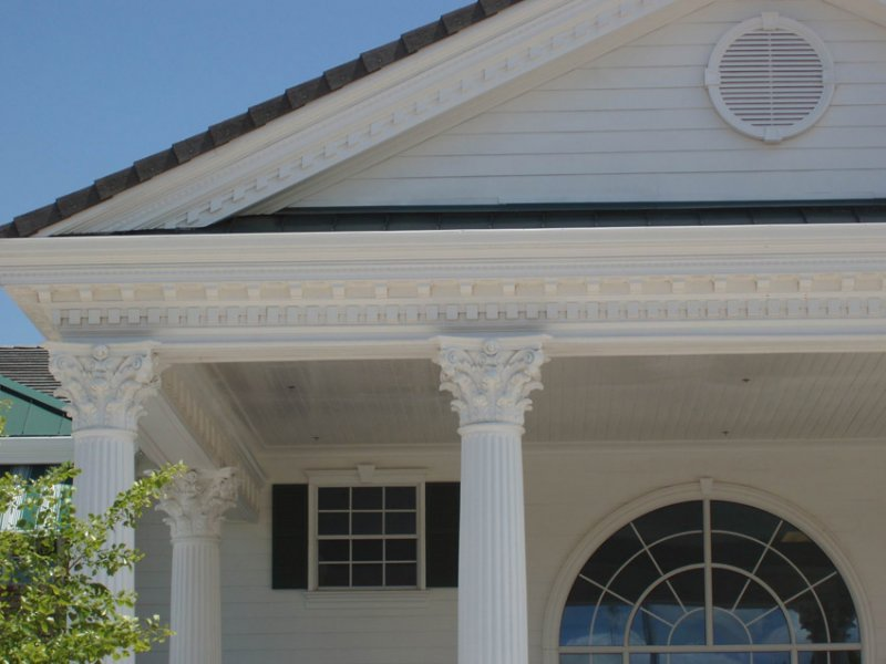 Architectural Cornices Mouldings : Architectural urethane polyurethane cornices image gallery
