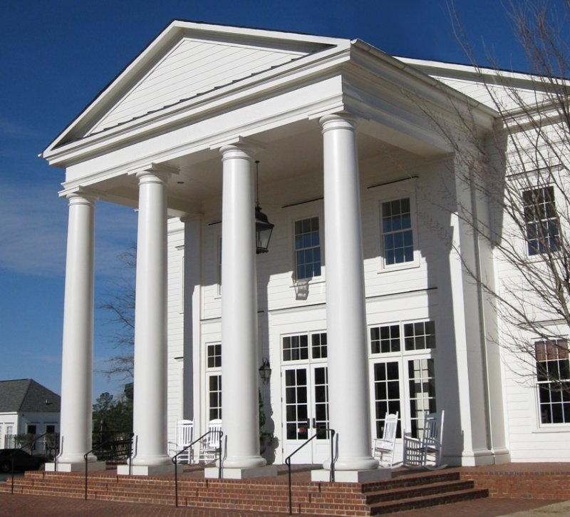 Support columns image gallery melton classics inc for Decorative structural columns