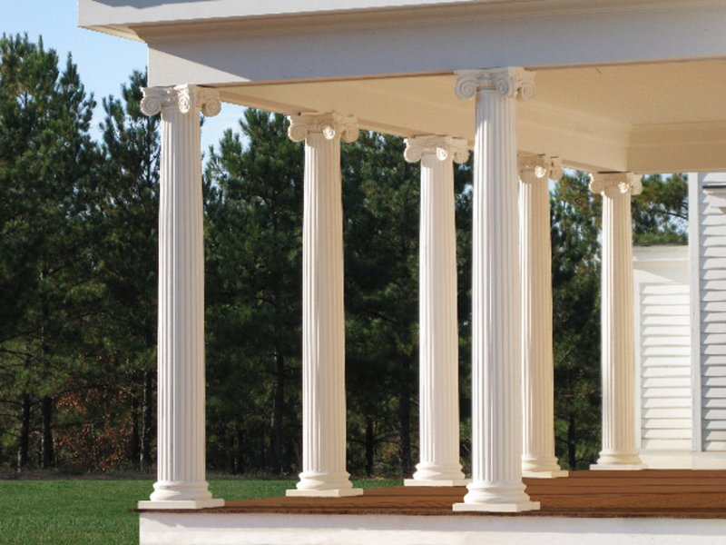 Support Columns Image Gallery Melton Classics Inc