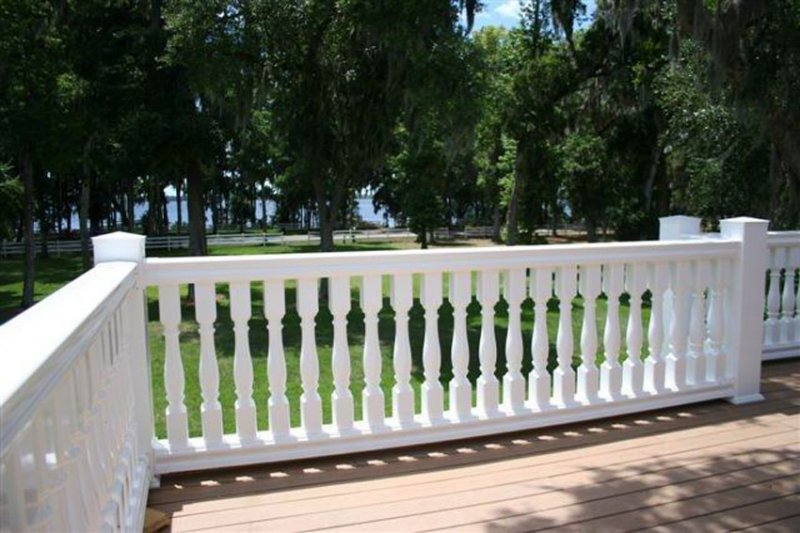 Vinylclassic Polyvinyl Balustrades Image Gallery