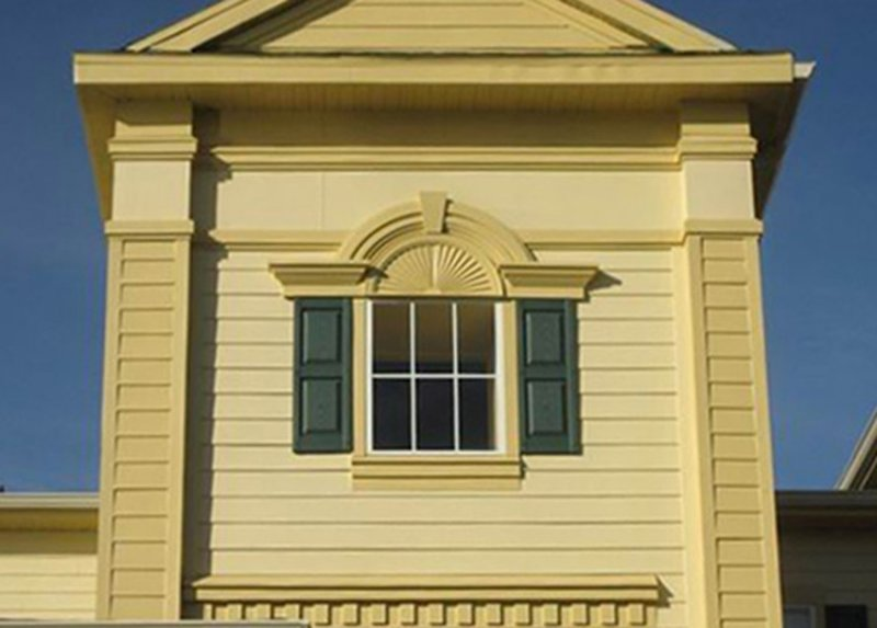 architectural urethane polyurethane window features image gallery