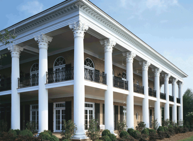 Decorative Pillars For Homes Exterior Exterior Columns