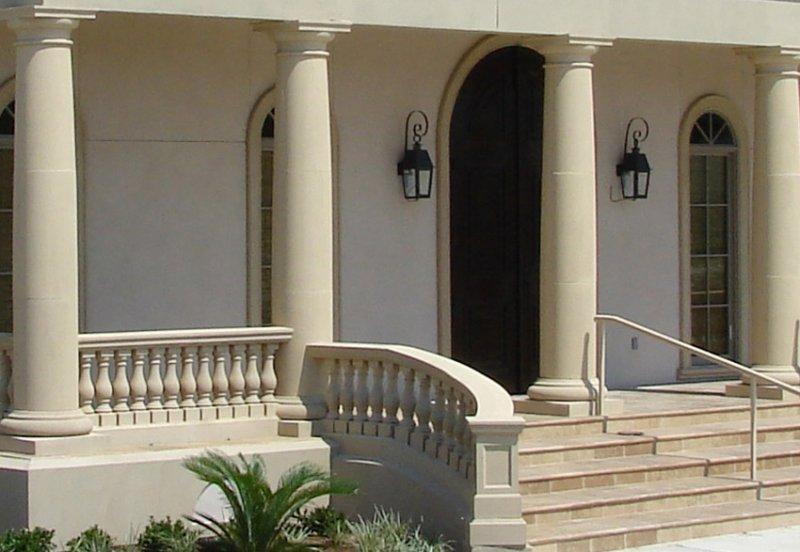 Meltonstone Cast Stone Columns Image Gallery