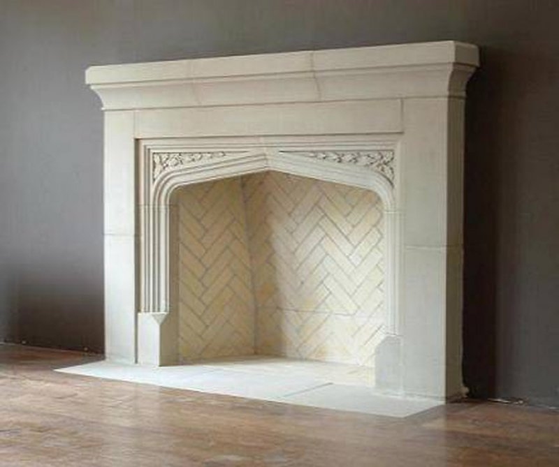 mantle cast mantels mantel fireplace enlarge stone image