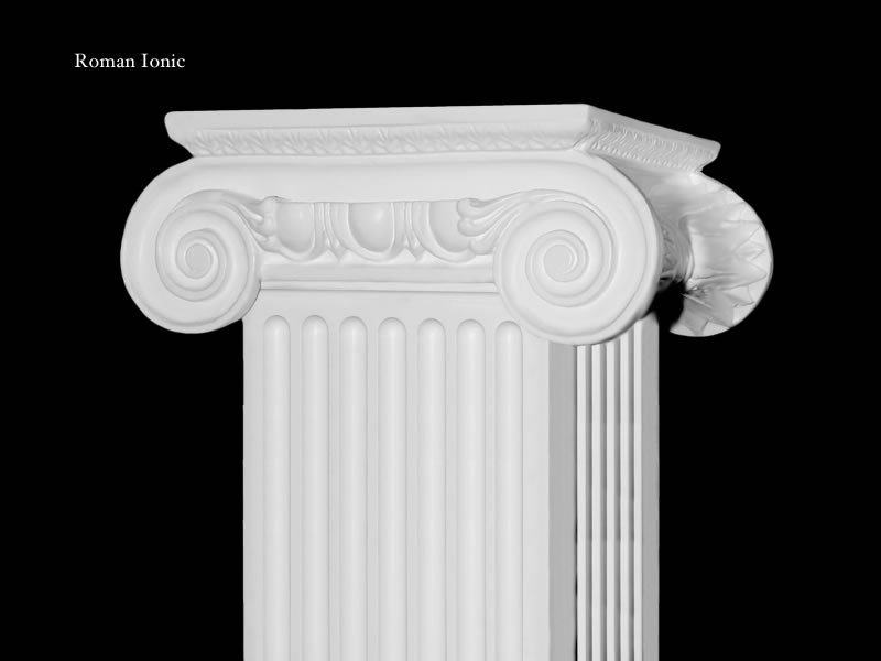 Architectural Columns Product : Capitals bases