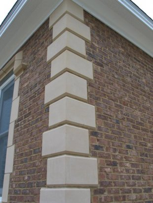 Meltonstone Cast Stone Quoins Image Gallery