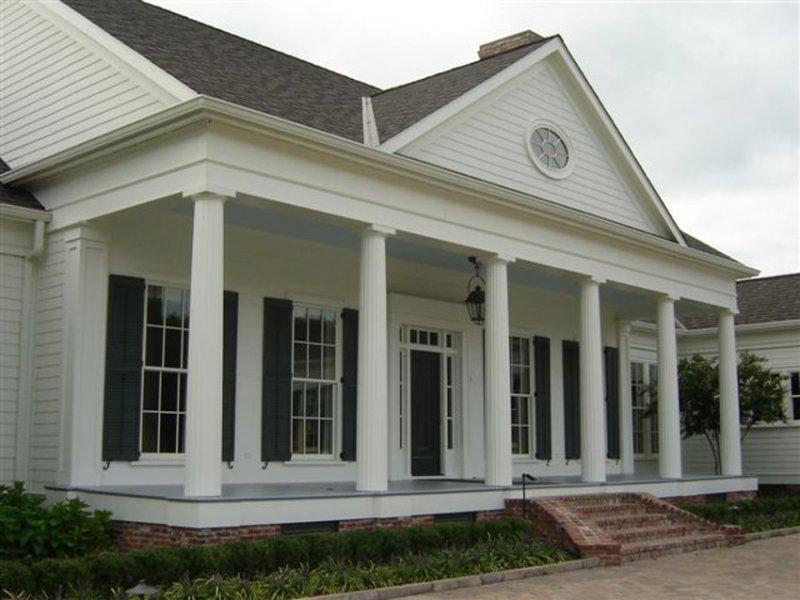 Porch Columns Image Gallery | Melton Classics, Inc.