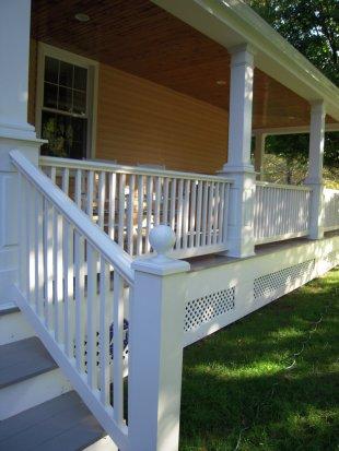 Porch Column Designs