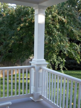 Meltoncraft Pvc Column Covers Image Gallery