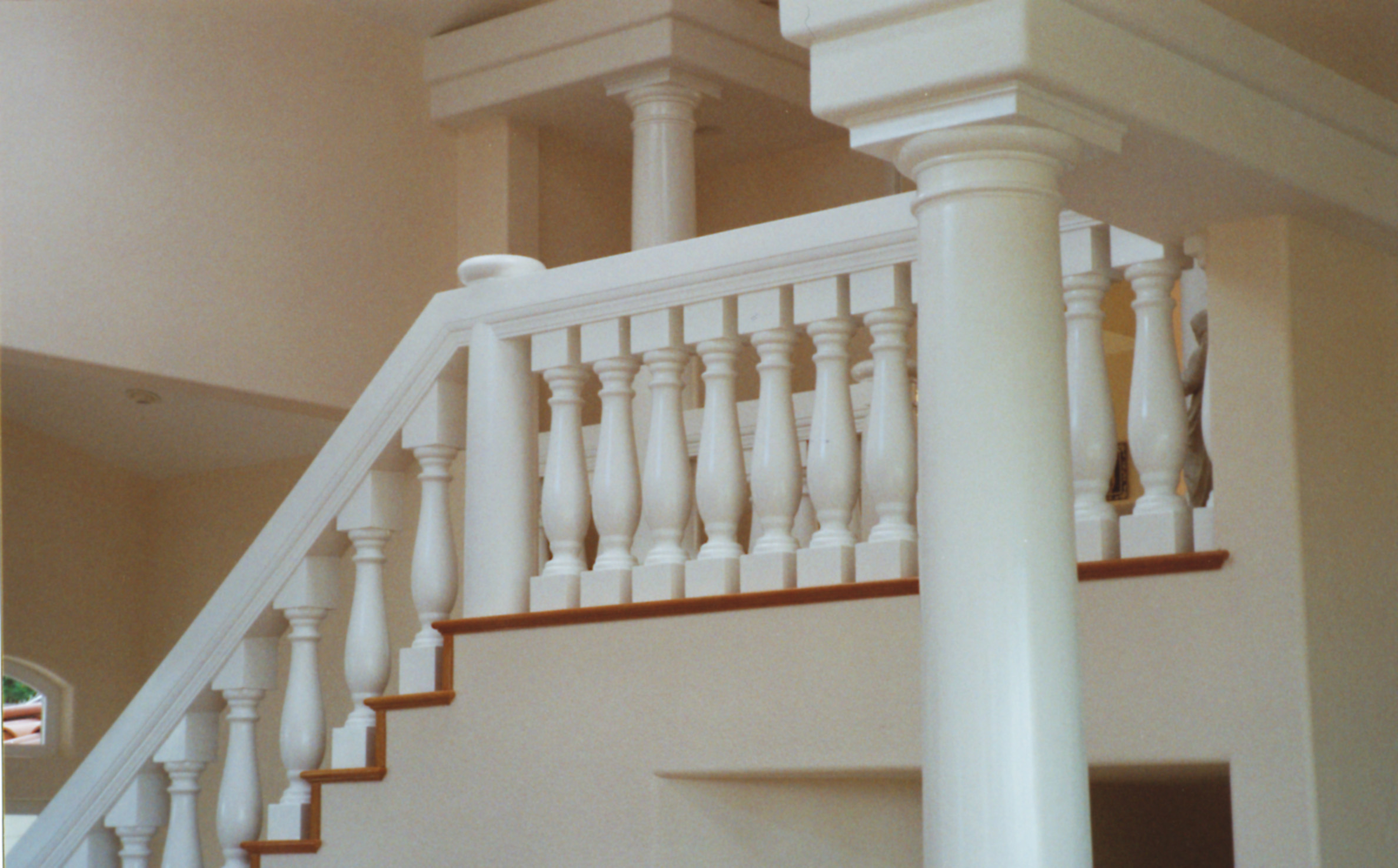 Marbletex Synthetic Stone Balustrades Image Gallery