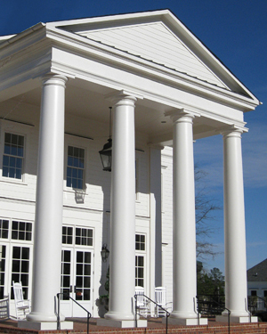 Architectural columns by melton classics call 800 963 3060 for Fiberglass architectural columns